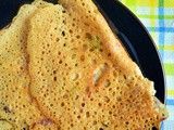Oats dosa recipe,instant oats dosa | Indian oats recipes
