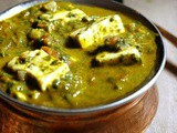 Palak paneer recipe | How to make palak paneer recipe | Paneer recipes
