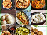 Paneer recipes collection | 60 delicious Indian paneer recipes | Easy paneer recipes