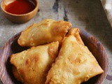Samosa recipe-Punjabi samosa, how to make samosa recipe