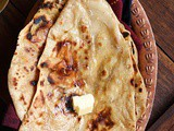 Tandoori Roti Recipe On Stove Top | How To Make Tandoori Roti
