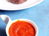 Tomato garlic chutney recipe suitable for travel