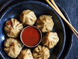 Veg momos recipe with whole wheat flour