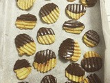 Chocolate Dipped chips
