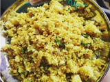 Manisha's Bread Upma