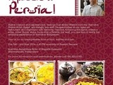 Review- To Persia with Love- Persian Terrace