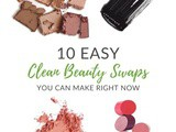 10 Clean Beauty Makeup Swaps to Make Right Now