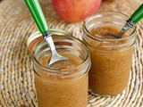 3-Ingredient Crock Pot Applesauce