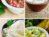 9 Easy Paleo Dip & Salsa Recipes