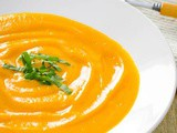 Sweet Potato Soup (Paleo, Vegan, Whole30)