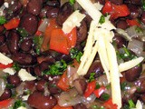 Black Beans and Rice with Cilantro and Lime