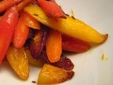 Braised Carrots with Cumin Seed and Lemon