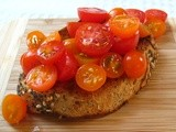 Mostly Plants for Breakfast: Pan con Tomate