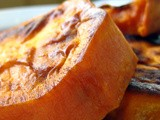 Plants for Breakfast: Roasted Sweet Potato Rounds