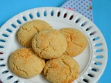 Eggless Coconut Cookies | Easy Eggless Baking Recipes