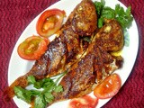Red Snapper Fish Fry | Sankara Meen V