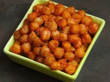 Baked Spicy Chickpeas