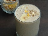 Banana Muesli Smoothie