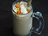 Biscuit & Vanilla Icecream Shake