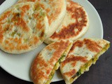 Channadal Kulcha/Dal Stuffed Mini Kulcha