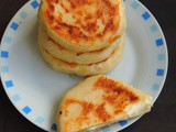 Cheese Kulcha