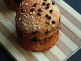 Chocolate & Candied Orange Panettone inTin Can