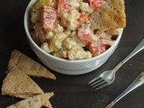 Cold Potato Salad with Mayonnaise