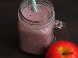 Mixed Berries & Apple Smoothie