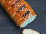 Oats Rolled Bread