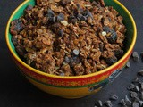 Peanut Butter & Chocolate Granola