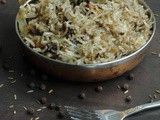 Peppered Mushroom Rice