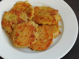 Raggmunk/Swedish Potato Pancakes