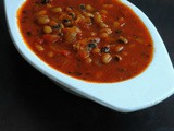 Vegan Black-eyed Peas Tomato Stew