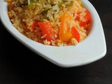 Vegan & Gluten Free Mexican Fried Rice