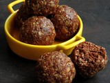 Vegan No Bake Oats Bites