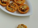 Vegetable Mini Pie