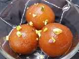 Gulab Jamun (From Instant Mix)