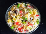Pineapple Fried Rice (Vegetarian & without soy sauce)