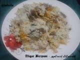 Alikar Special Mutton (White) Biriyani