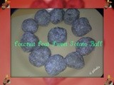 Coconut Sweet Potato Laddu