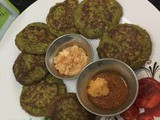 Mix Millet Mini Green Adai/Pancake
