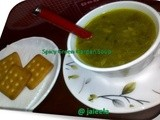 Spicy Green Garden Soup
