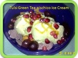 Tulsi Green Tea Pistachio Ice Cream