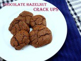 Chocolate Hazelnut Crack Ups