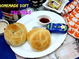Homemade Eggless Soft Pretzels Recipe