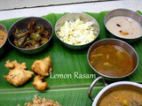 How to make Lemon Rasam ~ Udupi Special