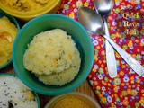 Instant Rava Idli | How to make Carrot Rava Idli