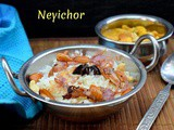 Neyichor | How to make Ghee Rice