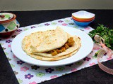 Piadina | How to make Piada Italian flatbread