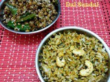 Pudina Rice | Mint Rice ~ Navratri Special Dishes – Day 4